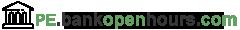 Logotipo de Horarios de bancos